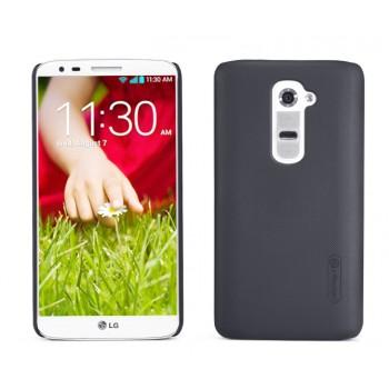 Пластиковый матовый премиум чехол для LG Optimus G2