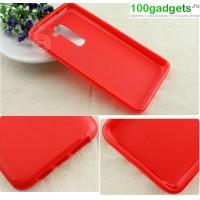 Силиконовый чехол для LG Optimus G2 Красный