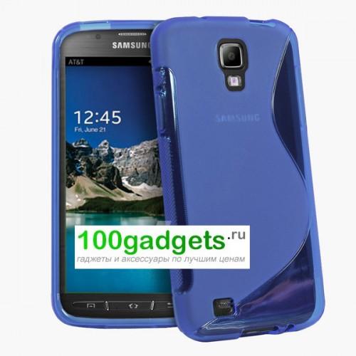 Galaxy s4 active blue