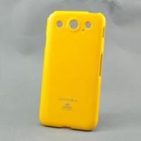Чехол силиконовый премиум для LG Optimus G Pro E988 Желтый
