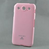 Чехол силиконовый премиум для LG Optimus G Pro E988 Розовый