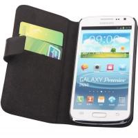 Чехол горизонтальная книжка подставка для Samsung Galaxy Premier