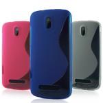 Силиконовый чехол S для HTC Desire 500