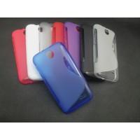 Силиконовый S чехол для HTC Desire 310