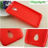 Силиконовый чехол для HTC Desire 700 Красный