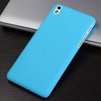 Пластиковый чехол для HTC Desire 816 Голубой