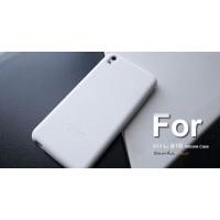 Силиконовый чехол софт-тач премиум для HTC Desire 816 Белый