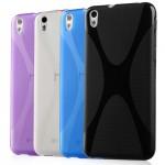 Силиконовый чехол X для HTC Desire 816