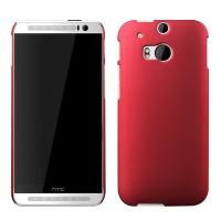 Пластиковый чехол для HTC One 2 Красный