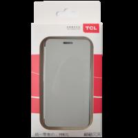 Оригинальный чехол флип для Alcatel One Touch Idol Белый