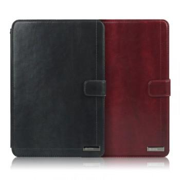 Кожаный чехол премиум подставка (нат. кожа) серия Neo Leather для Ipad Air 5