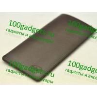 Кожаный мешок для Lenovo K900 Коричневый