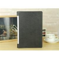 Чехол подставка с рамочной защитой и глянцевым покрытием серия Glossy Shield для Lenovo Yoga Tablet 10 Черный