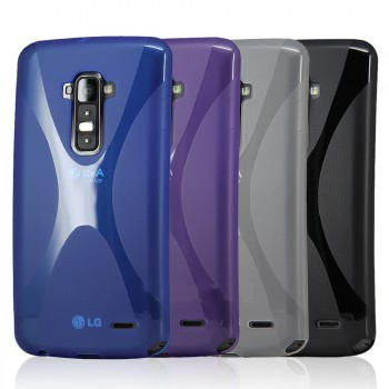 Силиконовый чехол X для LG G Flex
