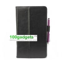 Чехол подставка с внутренними отсеками серия Full Cover для LG G Pad 8.3 Черный