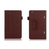 Чехол подставка с внутренними отсеками серия Full Cover для LG G Pad 8.3 Коричневый