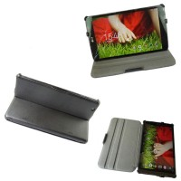 Кожаный чехол подставка для LG G Pad 8.3