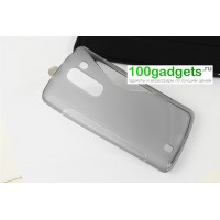 Силиконовый чехол S для LG Optimus G2 mini Серый