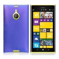 Пластиковый чехол для Nokia Lumia 1520 Синий