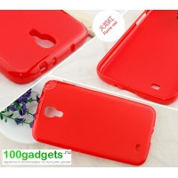 Силиконовый чехол для Samsung Galaxy Mega 6.3 GT-I9200 Красный