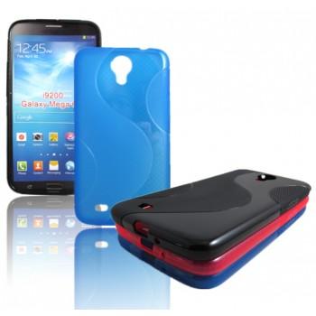 Силиконовый чехол S для Samsung Galaxy Mega 6.3 GT-I9200
