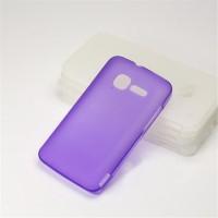 Силиконовый чехол для MTS 970 Фиолетовый