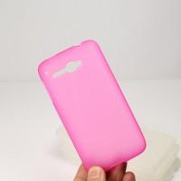 Силиконовый чехол для MTS 975 Розовый