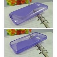 Силиконовый чехол S для MTS 975 Фиолетовый