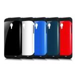 Чехол силикон/поликарбонат премиум серия B-Color для Meizu MX3
