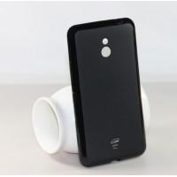 Силиконовый чехол для Nokia Lumia 1320 Черный