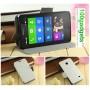 Чехол флип подставка текстурный для Nokia X