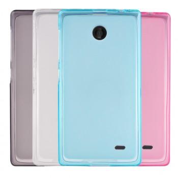 Силиконовый чехол для Nokia X