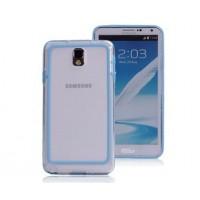 Бампер для Galaxy Note 3 Голубой