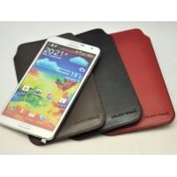 Кожаный мешок для Samsung Galaxy Note 4