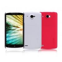 Пластиковый матовый чехол премиум для Lenovo IdeaPhone S920