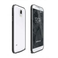 Металлический бампер для Samsung Galaxy S5 Черный