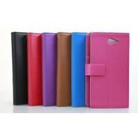 Чехол портмоне подставка для Sony Xperia M2