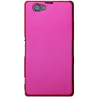 Пластиковый чехол для Sony Xperia Z1 Compact Пурпурный