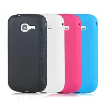 Силиконовый чехол для Samsung Galaxy Trend 2 II Duos