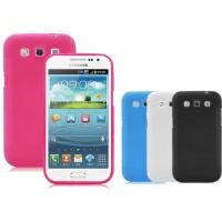 Силиконовый чехол для Samsung Galaxy Win GT-I8552 Розовый