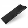 Кожаный чехол книжка горизонтальная (нат. кожа) для Sony Xperia Z Ultra черная