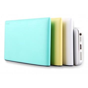 Портативный ультратонкий аккумулятор дизайн планшет 10000mAh