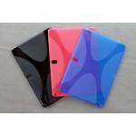 Силиконовый матовый X чехол для Samsung Galaxy Tab Pro 10.1