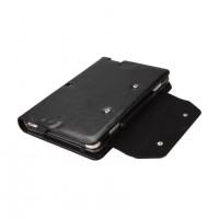 Чехол подставка с рамочной защитой и внутренними отсеками (без клавиатуры) для ASUS Transformer Pad TF303CL