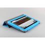 Текстурный чехол подставка сегментарный с рамочной защитой для ASUS Transformer Pad TF103CG