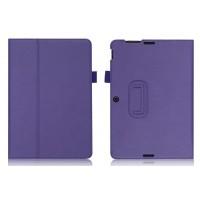Чехол подставка с рамочной защитой для ASUS Transformer Pad TF103CG Фиолетовый