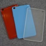 Силиконовый матовый чехол для ASUS Fonepad 7 (FE171CG)
