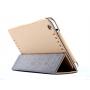 Текстурный чехол подставка с рамочной защитой для Asus MeMO Pad 8 (ME581CL)