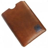 Кожаный мешок для Asus MeMO Pad 8 (ME581CL) Коричневый