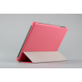 Чехол флип подставка сегментарный для Lenovo Miix 3 8